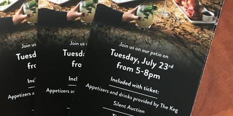 The Keg Patio Party  tickets