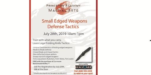 Edged Weapons Workshop