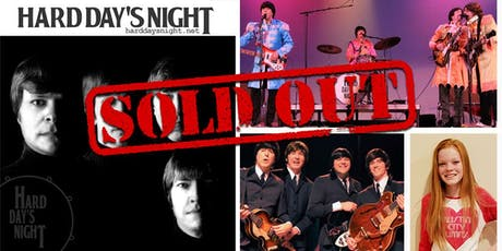 Hard Day's Night - a tribute to the Beatles w/ special guest Evie Mae tickets