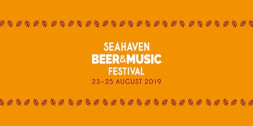Seahaven Beer and Music Festival Saturday Bands Night