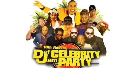 The 18th Annual Def Jam Caribana Celebrity Party tickets