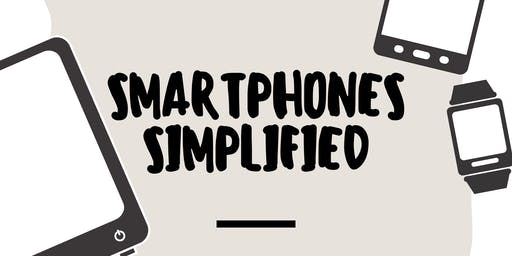 Smartphones Simplified: Technology Class for Seniors