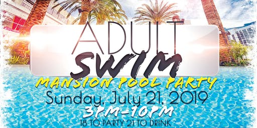 The Cave Entertainment Presents: Adult Swim