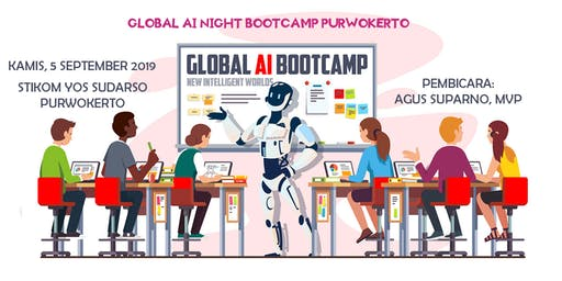 Global AI Night Purwokerto, Indonesia