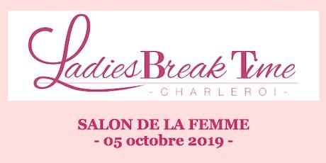 Samedi 05 octobre 2019 - Inscriptions PROFESSIONNELS Salon de la femme LBT billets