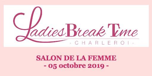 Samedi 05 octobre 2019 - Inscriptions PROFESSIONNELS Salon de la femme LBT