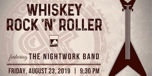 Whiskey Rock 'N' Roller @ Blackfinn!