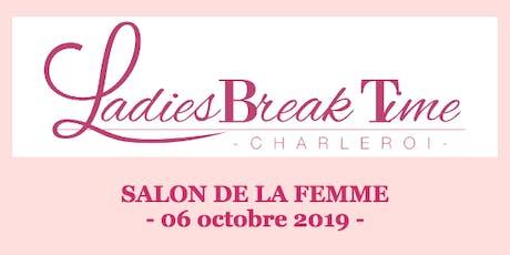Dimanche 06 octobre : Inscriptions PROFESSIONNELS Salon de la femme LBT billets
