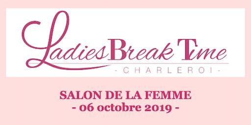 Dimanche 06 octobre : Inscriptions PROFESSIONNELS Salon de la femme LBT