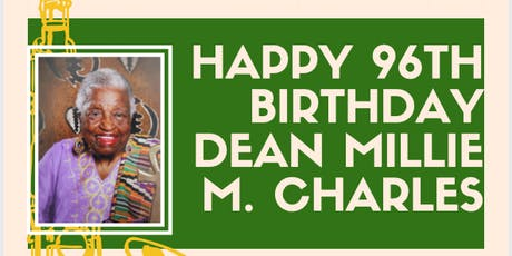 Happy Birthday Dean Millie M. Charles tickets