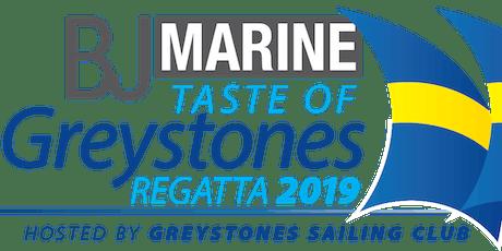 2019 Taste of Greystones Regatta tickets