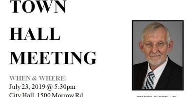 City of Morrow's Town Hall Meeting- New Brand Presentation