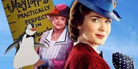 MARY POPPINS RETURNS	  (U) 2018 ‧ Fantasy/Adventure ‧ 2h 10m tickets