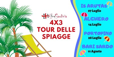 SPECIALE 4X3 TOUR DELLE SPIAGGE 2019