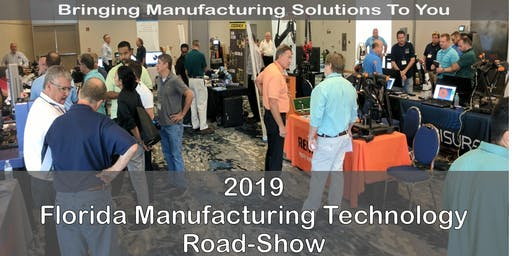 2019 Florida Manufacturing Road Show - Fort Lauderdale