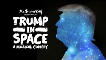 """Trump in Space"""