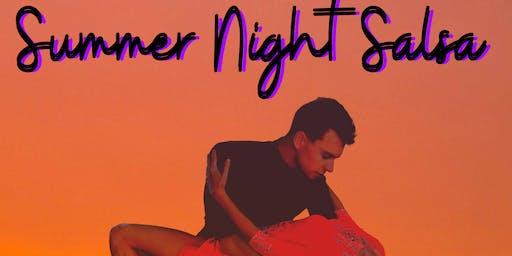 Summer Night Salsa