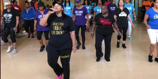 Back2Basics ~ Urban/Soul Line Dancing Class with Instructor MzGoods