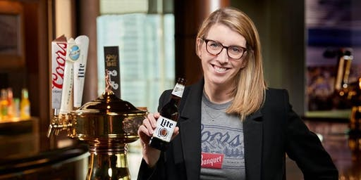 2019  CHI C-Suite Meet w/Michelle St. Jacques, CMO, MillerCoors