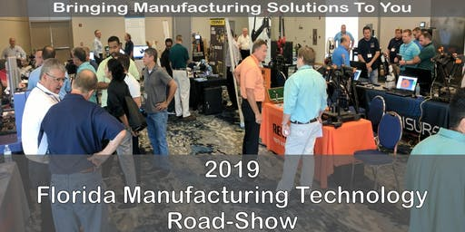 2019 Florida Manufacturing Road Show - Melbourne