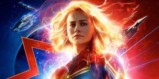 Movie Mondays Screens Captain Marvel