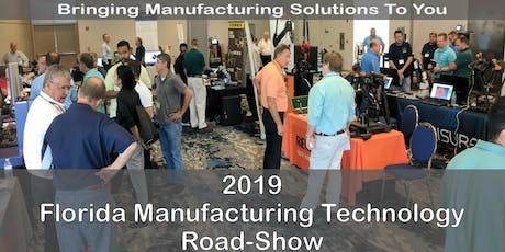 2019 Florida Manufacturing Road Show - Tampa tickets