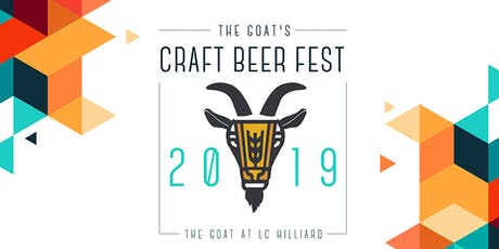 4th Annual Goat Craft Beer Festival tickets