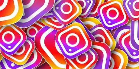 Instagram Success Workshop tickets