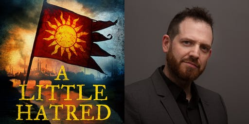 A Little Hatred: Joe Abercrombie in conversation with Joe Hill