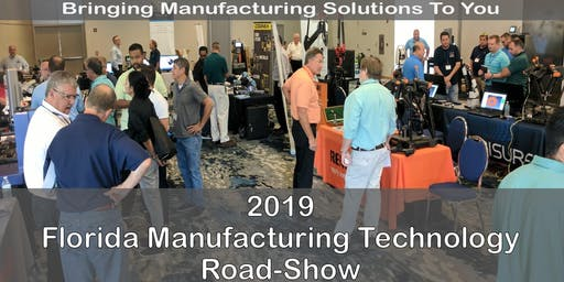 2019 Florida Manufacturing Road Show - Orlando