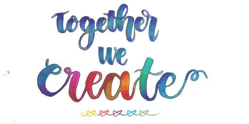 Together We Create (Pottery Painting Night)