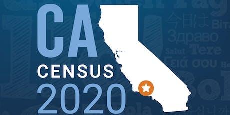 2020 Census: Train the Trainer Workshop tickets