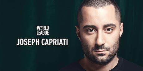 Joseph Capriati Tickets