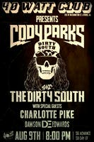 Cody Parks and The Dirty South, Charlotte Pike , Dawson Edwards