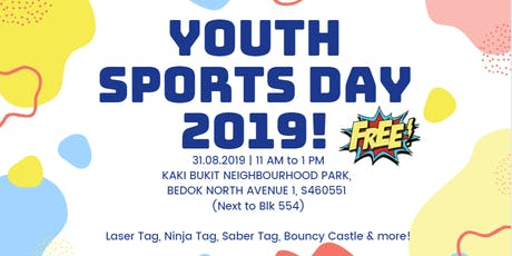Youth Sports Day 2019 tickets