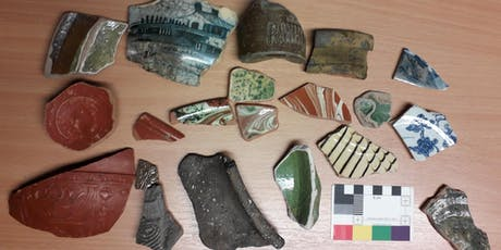 Pots and patterns 2: Another archaeological ceramics identification workshop tickets