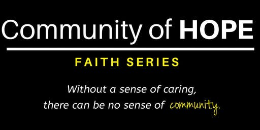 Faith Series: Helping Others Find HOPE in the Face of Crisis