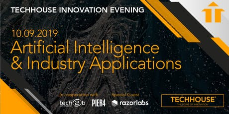 Artificial Intelligence & Industry Applications Tickets