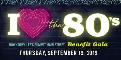 I Heart the 80's Benefit Gala