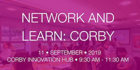 Network and Learn: Corby tickets