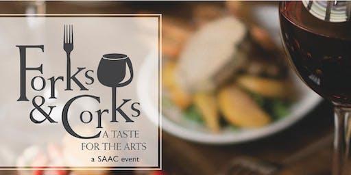Forks & Corks 2019