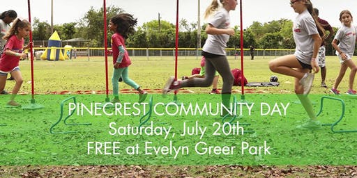 Pinecrest Community Day