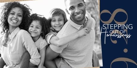 """Stepping Out Of Homelessness 2019 Luncheon """"One Step At A Time"""" tickets"""
