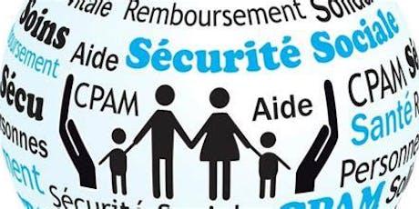 Atelier Entrepreneuriat : La protection sociale du dirigeant. tickets