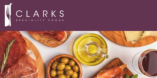 Clarks Speciality Foods Supplier Roadshow at Norton House Hotel