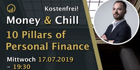 Money & Chill - 10 Pillars of Personal Finance by Pascal Schreiner tickets