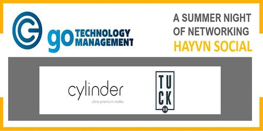 Go Technology Management & HAYVN Social: a Summer Night of Networking