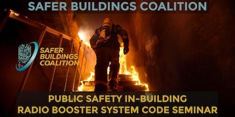 PUBLIC SAFETY IN-BUILDING SEMINAR - ANAHEIM, CA tickets