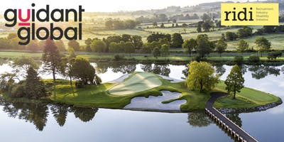 Guidant Global Charity Golf Day 2019 – Raising funds for RIDI