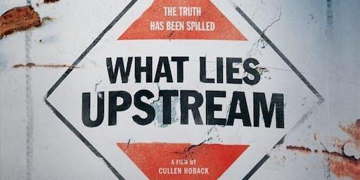 Films Across Borders: What Lies Upstream